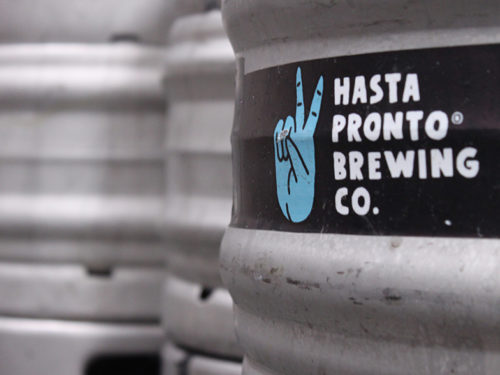 HASTA PRONTO BREWING CO.