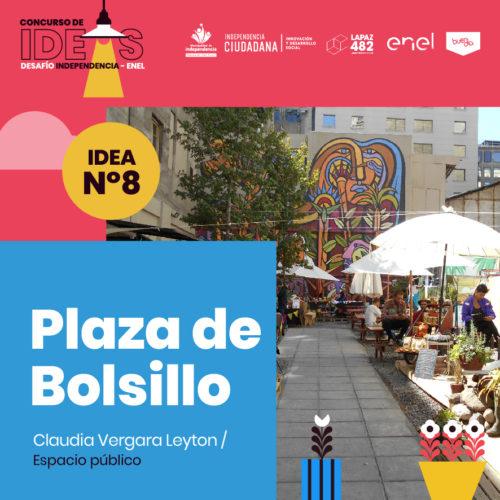 8. Plaza de Bolsillo